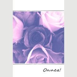 Onnittelukortti ruusut